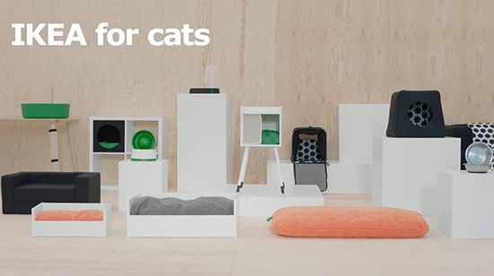 The New Ikea Cat Line Is Even More Fantastic Than I Expected