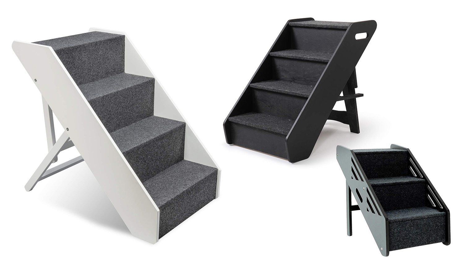 Folding Pet Stairs Steps