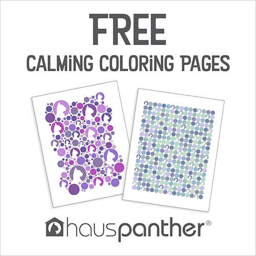 Free Calming Coloring Pages